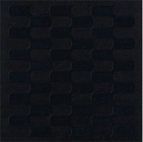Dover DV9 Black Custom Rug