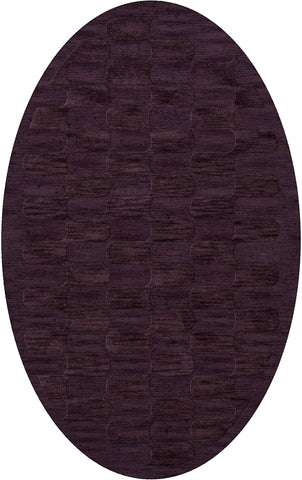 Dover DV9 Grape Ice Custom Rug