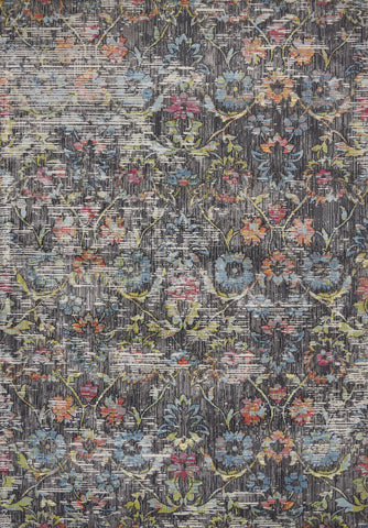 Dreamweaver 5861 Delaney Charcoal Rug
