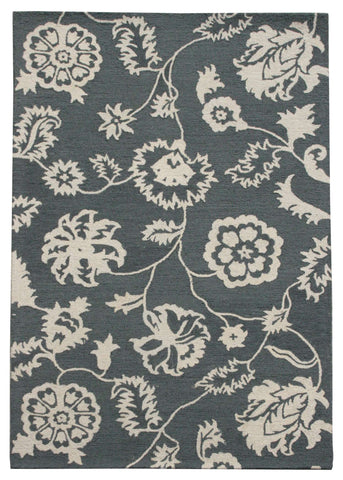 ELEGANCE 214 CHARCOAL Made To Order Rug