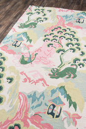 Embrace Adventure by Madcap Cottage EMB-2 Ivory Rug