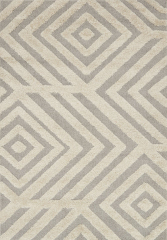 Enchant EN 33 Sand / Grey Rug