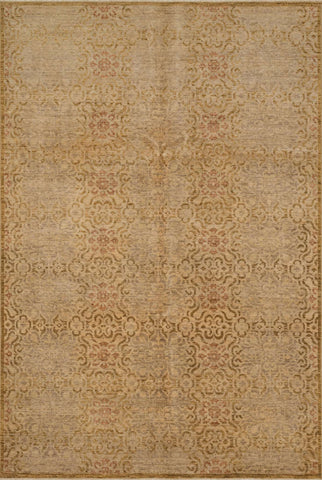 Essex EQ 02 Antique Beige / Brown Rug