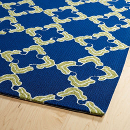 Escape Esc01 22 Navy Rug