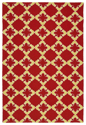 Escape  ESC01 25 Red Rug