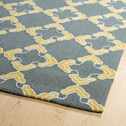 Escape  ESC01 75 Grey Rug