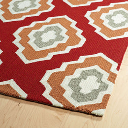 Escape  ESC02 25 Red Rug