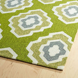 Escape  ESC02 50 Green Rug