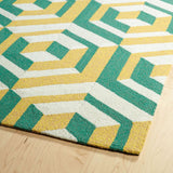 Escape  ESC06 05 Gold Rug
