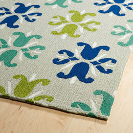 Escape Esc07 75 Grey Rug