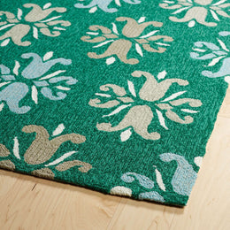 Escape Esc07 81 Emerald Rug