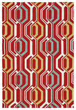 Escape  ESC08 25 Red Rug