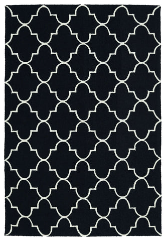 Escape  ESC09 02 Black Rug