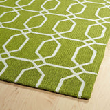 Escape  ESC10 50 Green Rug