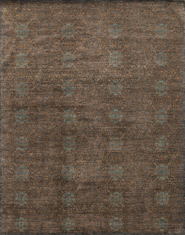 Essex EQ 02 Tobacco / Charcoal Rug