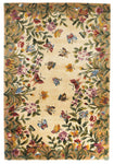 Emerald 9019 Butterfly Garden Antique Beige Rug