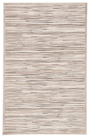 Fables FB174 Linea Oxford Tan/Oyster Gray Rug
