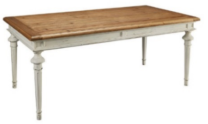 Piccolo 20-167W Dining Table