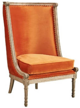 Oda High Back 90-29 Accent Chair