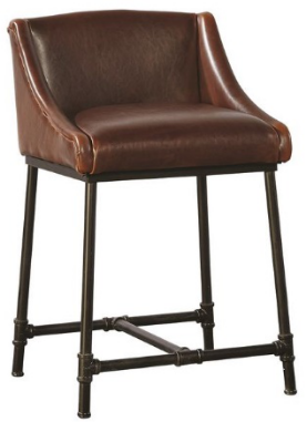 Iron Pipe 91-014C Counter Stool
