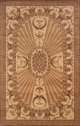 Harmony HA 15 Light Brown Rug
