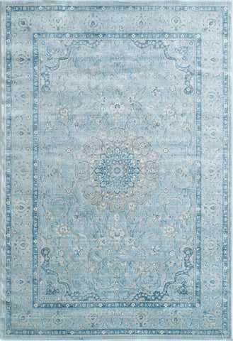 Isfahan 7255 509 Light Blue Rug