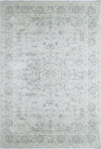 Isfahan 7255 916 Light Grey Rug