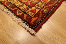 "Persian Hamadan OAK Multi 4'6""x7'10"" Rug"