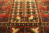 "Persian Hamadan OAK Multi 6'9""x9'11"" Rug"