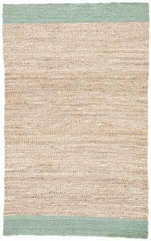 Naturals Tobago NAT11 Mallow Tan / Blue Rug
