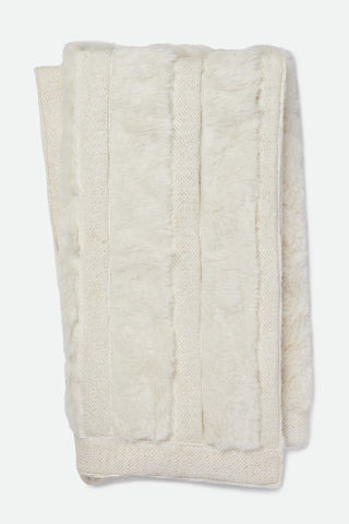 Neva T0030 White Throw Blanket