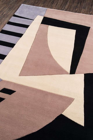 New Wave NW 22 Black Rug