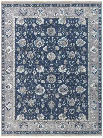 Nuit Arabe NUI-20 Dark Blue Rug