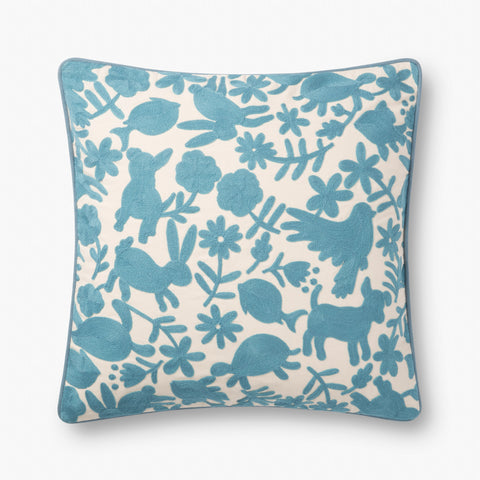 Ellen Degeneres P4043 Lt. Blue Pillow