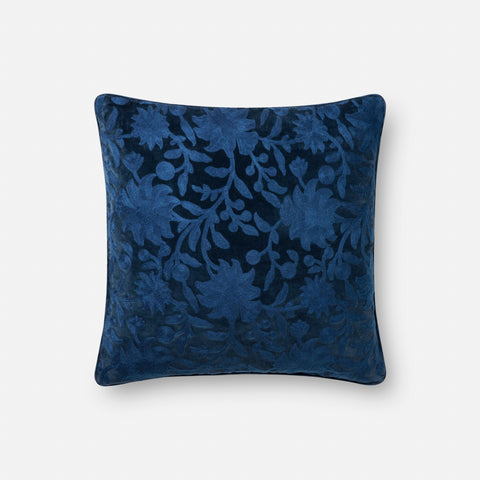 Ellen Degeneres P4087 Navy Pillow