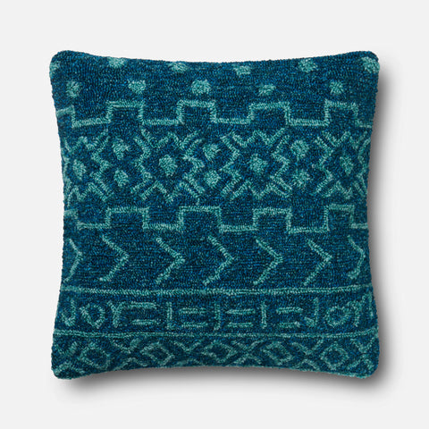 Ellen Degeneres P4080 Teal Pillow