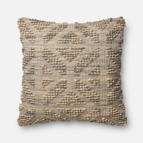 Ellen Degeneres P4025 Grey/Multi Pillow