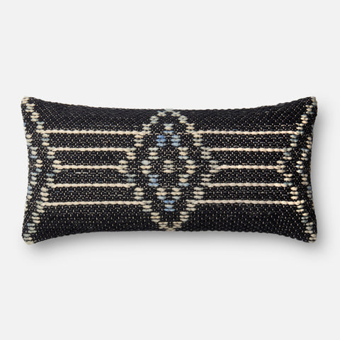 Ellen Degeneres P4028 Navy/Multi Pillow