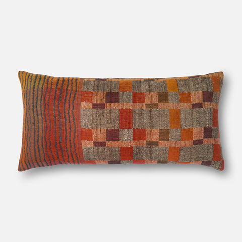 Ellen Degeneres P4031 Rust/Multi Pillow