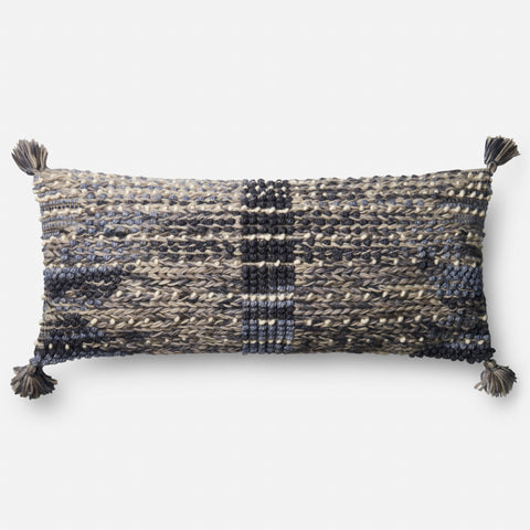 Ellen Degeneres P4045 Grey/Multi Pillow