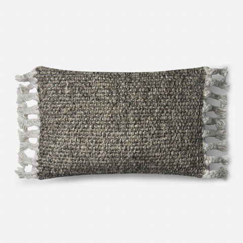 Ellen Degeneres P4061 Grey/Ivory Pillow