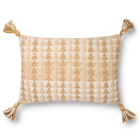 Ellen Degeneres P4104 Gold Natural Pillow