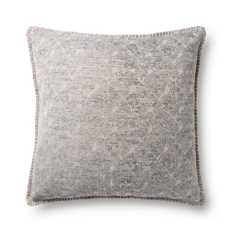 Loloi P0890 Grey Pillow