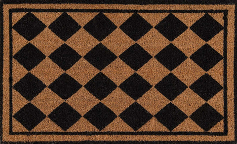 Park by Erin Gates PAR-3 Black Rug