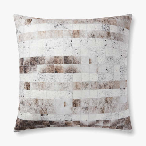 Loloi P0902 Grey/Multi Pillow