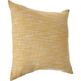 Soft Yellow Distressed LR007469 Throw Pillow