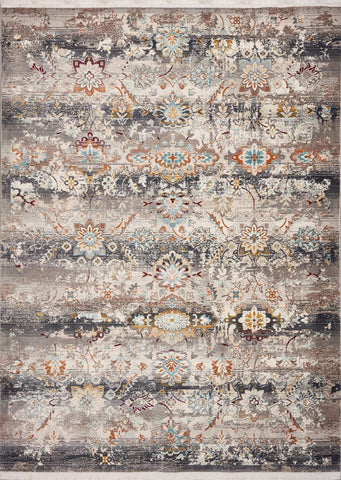 Papillon 4522 Tunisia Grey Rug