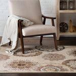 Providence Terrain 060 9202PE Vintage Pearl Rug Rectangle 7.83 x 9.83