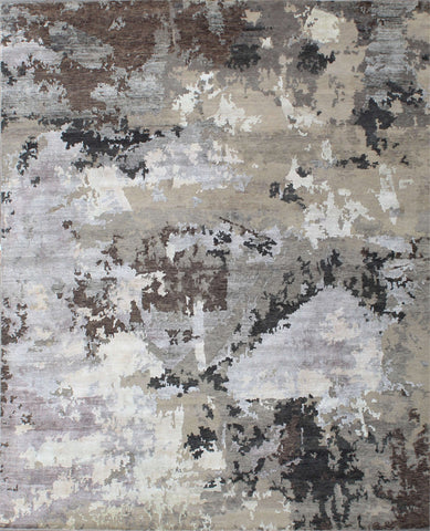 Canvas II RN-26 Gray Made To Order Rug
