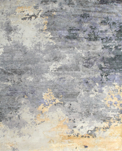 Canvas II RN-9 Silver/Gold Made To Order Rug